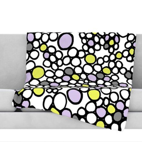 Pebbles Throw Blanket