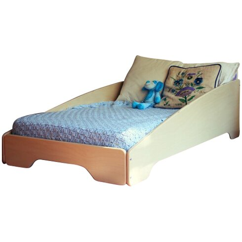 Sodura Zoom Toddler Platform Bed Amp Reviews Wayfair