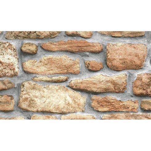 Roll Stone Wall Sticky Back Plastic Film