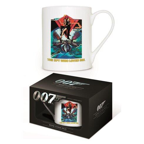 James Bond The Spy Who Loved Me Mug