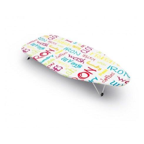 Mini Table Top Text Ironing Board