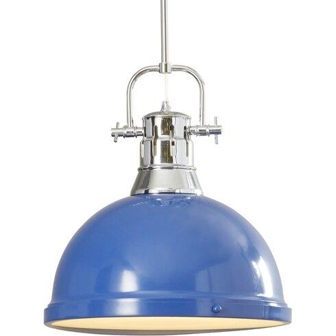 Beachcrest Home Bodalla 1 Light Pendant Amp Reviews Wayfair Ca