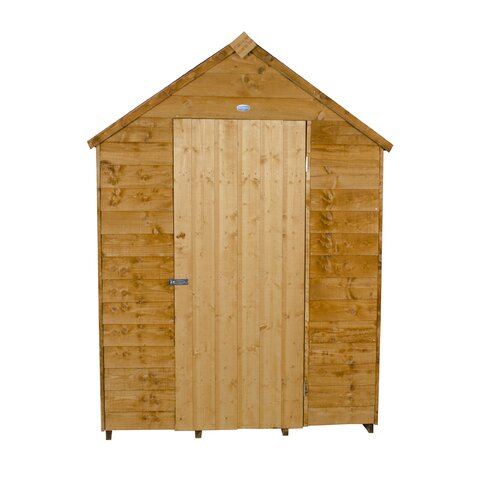 5 x 7 Wooden Storage Shed