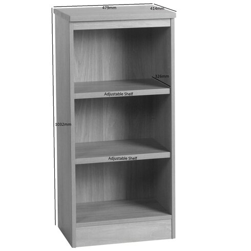 103.2cm Bookcase