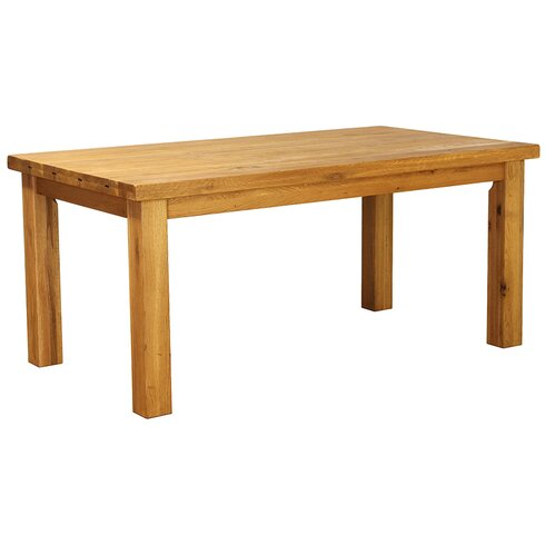 Outlaw Oak Dining Table