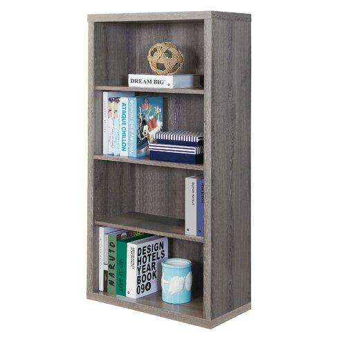 "Monarch Specialties Inc. 48"" Standard Bookcase & Reviews 