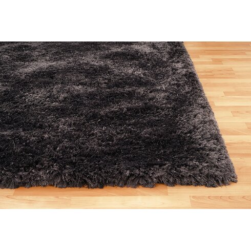 Revival Hand-Tufted Anthracite Area Rug