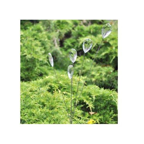 Crystal Caterva Garden Stake