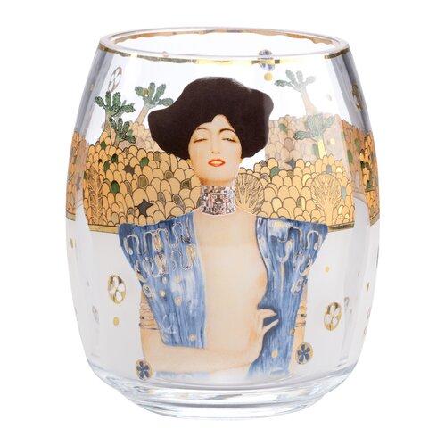 Teelichthalter Judith I aus Glas