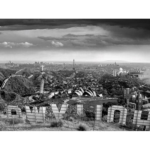 One Too Many Drinks - Thomas Barbey Canvas Wall Art