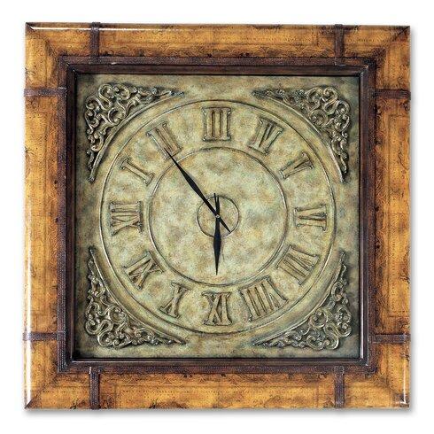 Butler Heritage Clock Coffee TableReviewsWayfair
