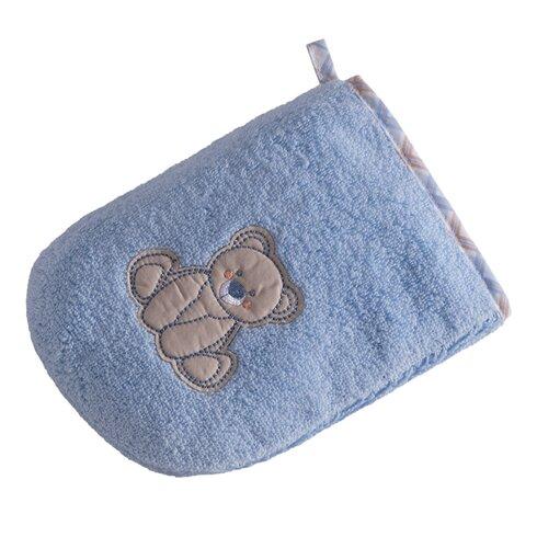 Kinderwaschhandschuh Baby Teddy