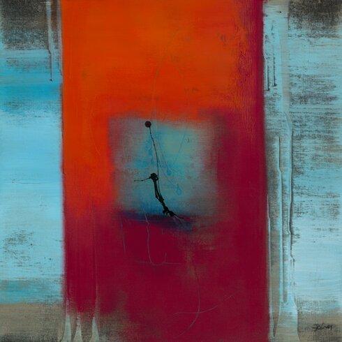 """Kunstdruck """"Conception IV"""" von Carole Bécam"""