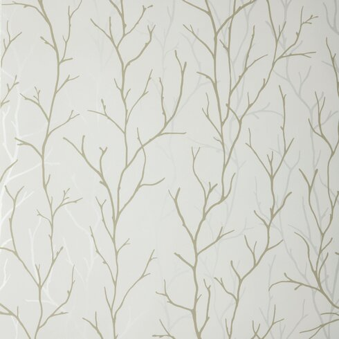 Meadow 10m L x 52cm W Floral and Botanical Roll Wallpaper