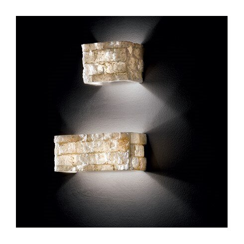 Carrara 2 Light Wall Lamp