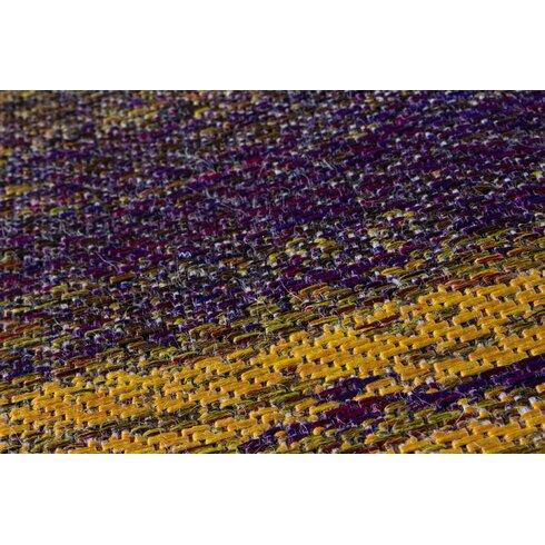 Teppich Pau Brasil in Flieder