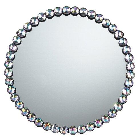 Jewel Edged  Mirror