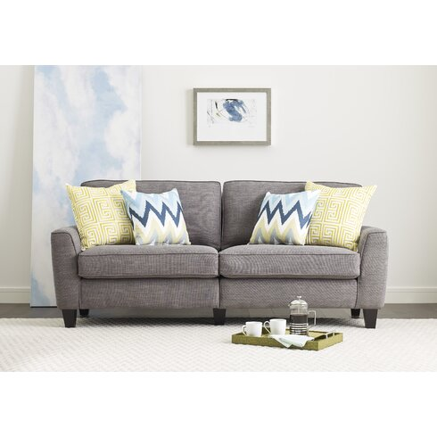 "Serta at Home Serta RTA Astoria 73"" Sofa & Reviews"