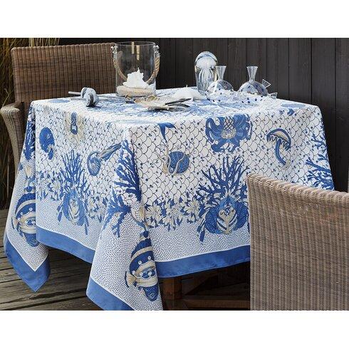 Aquarius Tablecloth