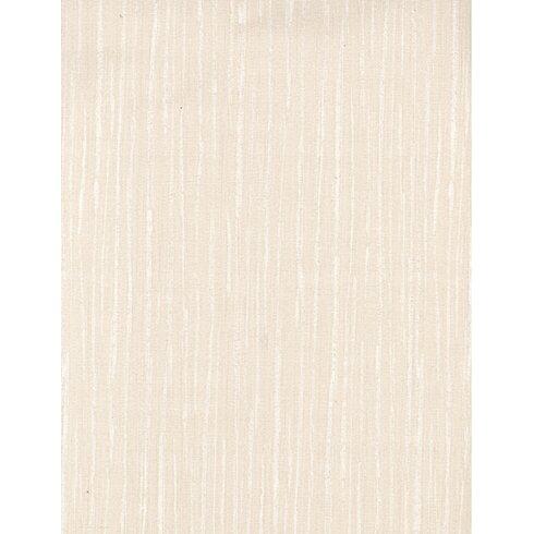 Opus 10m L x 53cm W Abstract Flocked Roll Wallpaper