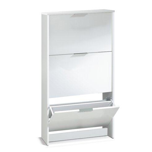 Arctic 3 Door Shoe Cabinet