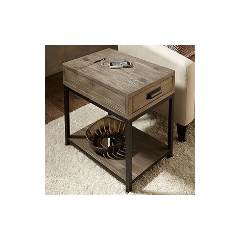 Hammary Parsons End Table Amp Reviews Wayfair