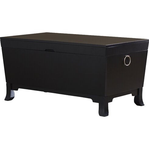Orchard Park Trunk Coffee Table with Lift Top - Decorative Trunks You'll Love Wayfair