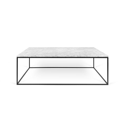 Gleam 47x30 Marble Coffee Table 950062 TMA1943 on modern storage cabinets