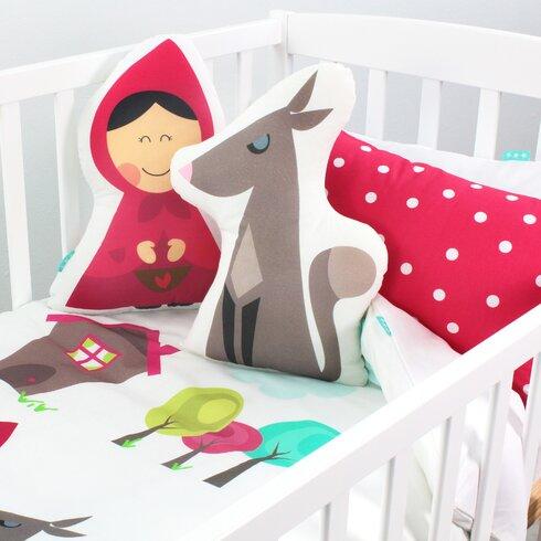 Grandma 2-Piece Cot Bedding Set