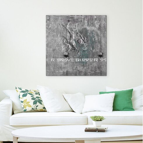 Enigma Abstrakt 547 Painting Print on Canvas