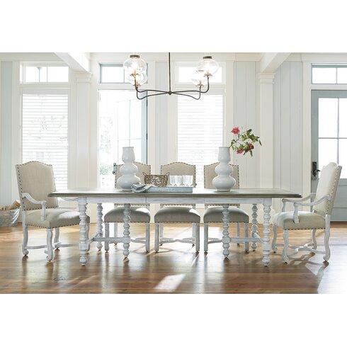 Paula Deen Home Dogwood Extendable Dining Table & Reviews   Wayfair