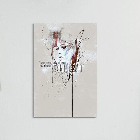 Enigma Brigitte Bardot II Framed Graphic Art