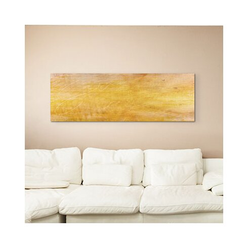 Enigma Panorama Abstrakt 1140 Framed Graphic Print on Canvas