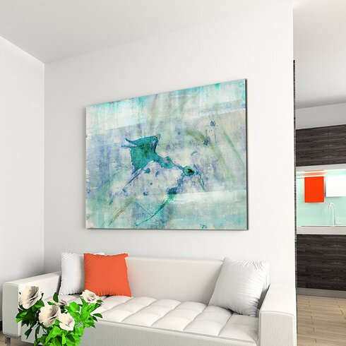 Enigma Abstract 944 Framed Graphic Art