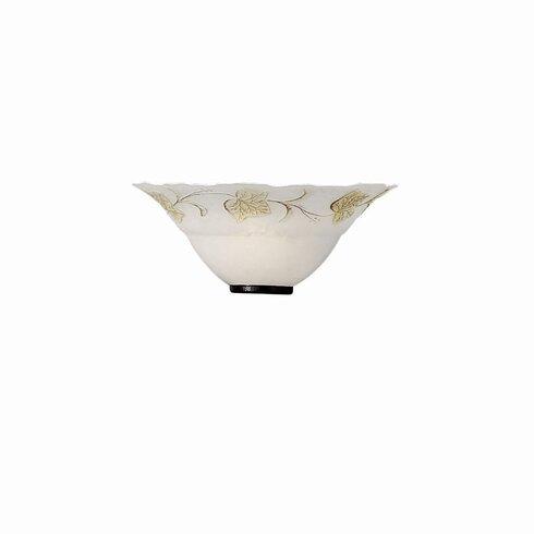 Foglia 1 Light Wall Lamp