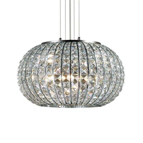 Calypso 5 Light Globe Pendant