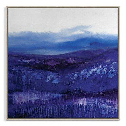 'Cloud Nine' by Lydia Ben-Natan Art Print Wrapped on Canvas