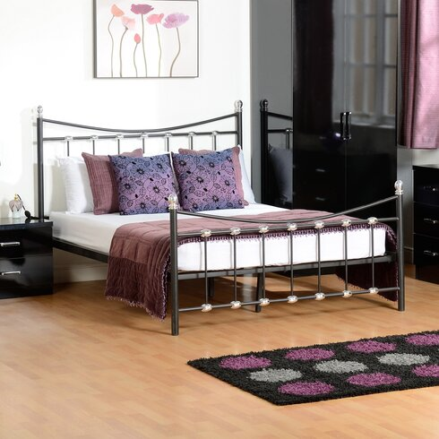 Rosabil Double Bed Frame