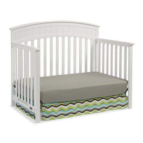 Graco Charleston 4 In 1 Convertible Crib Amp Reviews Wayfair