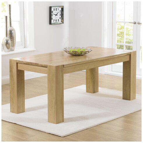 Barrow Dining Table and 8 Chairs