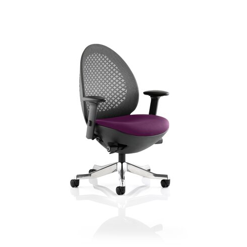 Lincoln Mid-Back Mesh Desk Chair