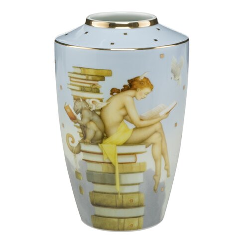 Vase Ex Libris Artis Orbis