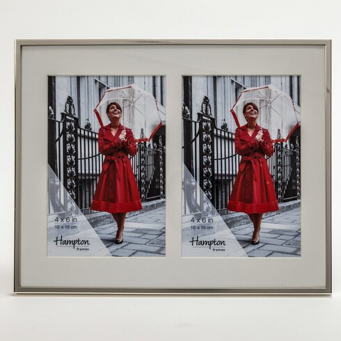 Mayfair Double Picture Frame