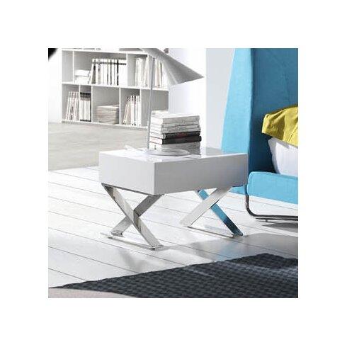 angel cerda nachttisch mit schublade bewertungen. Black Bedroom Furniture Sets. Home Design Ideas