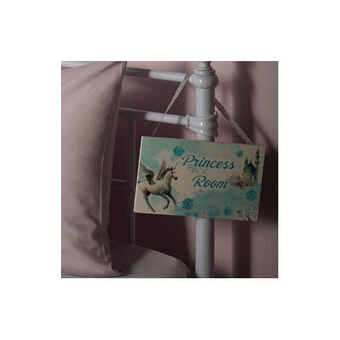 Imagine Fun Unicorn Wooden Hanging Art