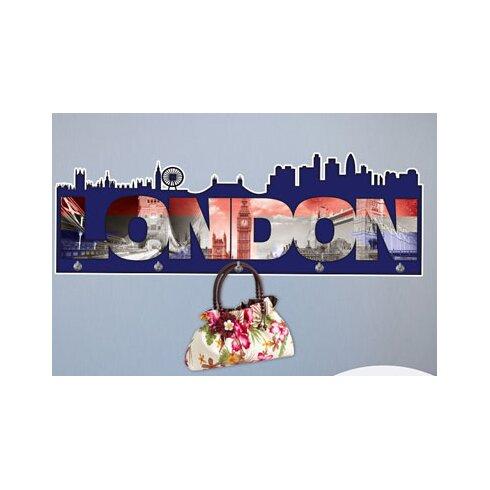 Garderobenhaken London, England