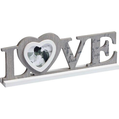 Stehrahmen Love