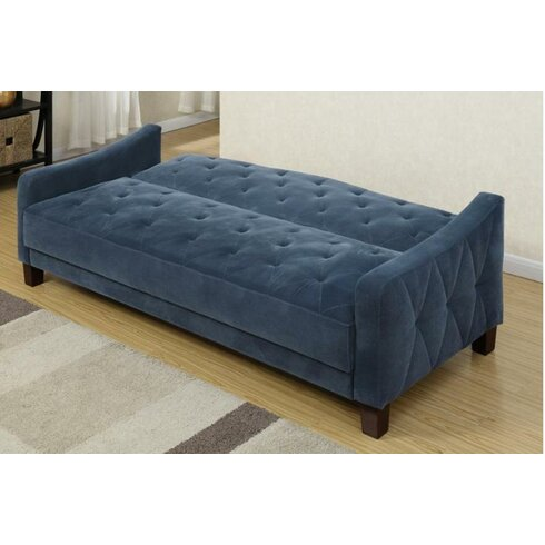 A&J Homes Studio Epson Adjustable Sleeper Sofa & Reviews