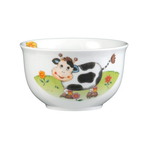 Compact Cows Muesli Bowl
