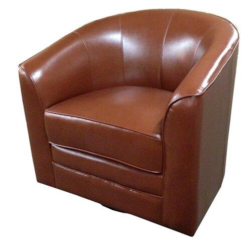 Wells Swivel Barrel Chair Amp Reviews Allmodern